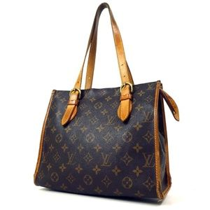 Auth Louis Vuitton Popincourt Bag #886L11